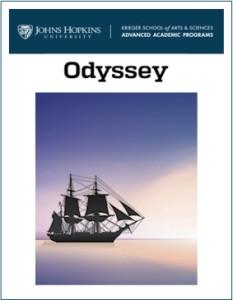 Odyssey name + logo
