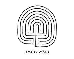 Time to Write logo